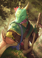 Com: Friends of the Forest by Seyumei