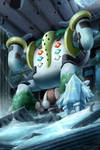 Pokemon Tarot: Strength