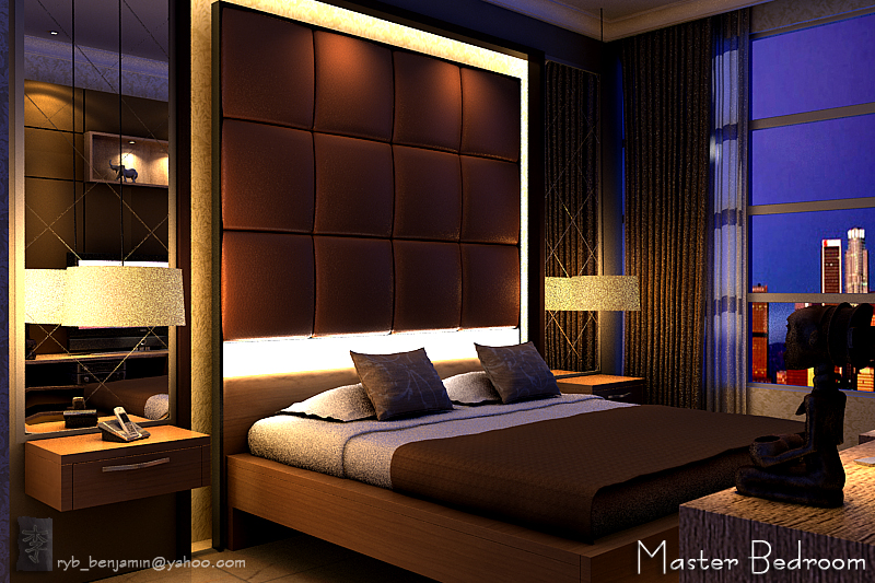 Master bedroom summit by ryb benjamin on deviantart for Big master bedroom design