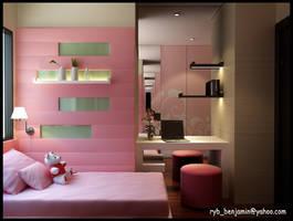 Children Room by ryb-benjamin