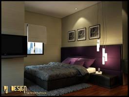 Master Room by ryb-benjamin