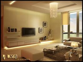 Living Room by ryb-benjamin