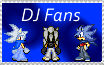 DJ fan Stamp by AceofspadesTH