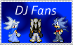 DJ fan Stamp by AceofspadesTH