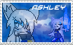 DAT ASHLEY STAMP .::COMISSION::. by AceofspadesTH