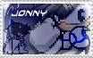 DAT JONNY STAMP .::comm::. by AceofspadesTH