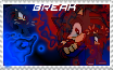 DAT BREAK STAMP .::commission::. by AceofspadesTH