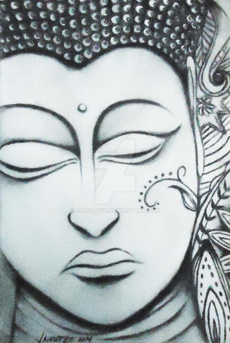 Buddha by jawoltze