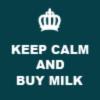 Buy Milk by lolaangieblack