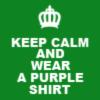 Wear A Purple Shirt by lolaangieblack
