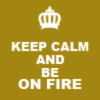 Be On Fire by lolaangieblack