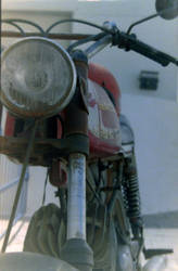 Classic bike by Mcreation4102
