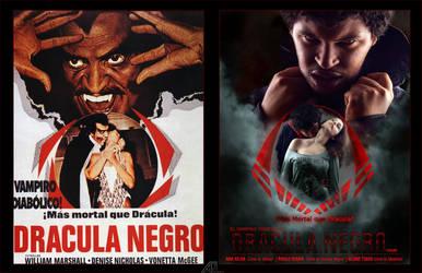 Dracula Negro (the Black Vampire) by Mcreation4102