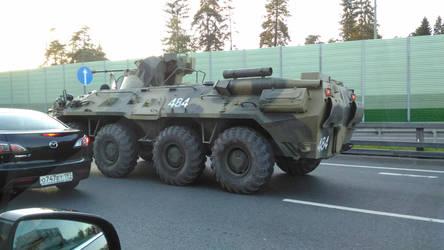 BTR-82 by RealAlike