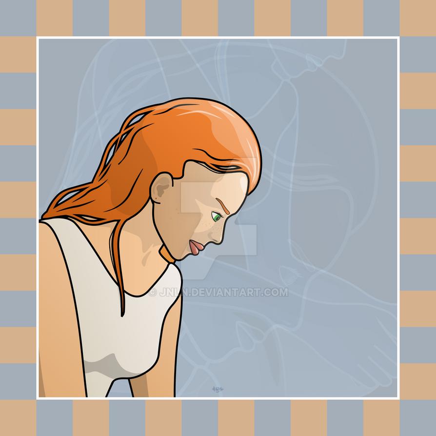 Redhead by JNLN