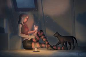 Moonlight Learning by JNLN
