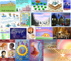 Christmas Cards 1994-2013