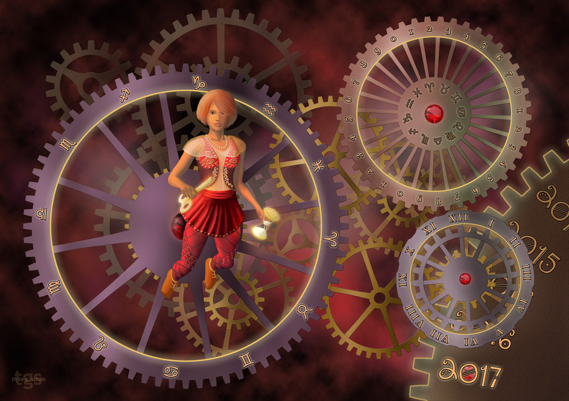Clockwork by JNLN
