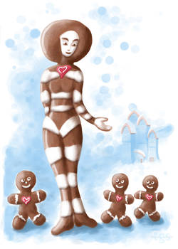Gingerbread Fairy