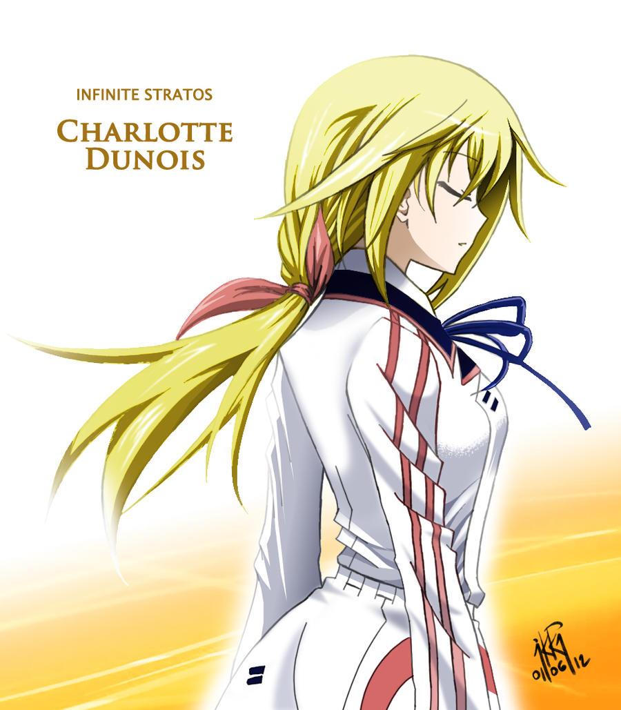 Google chrome theme infinite stratos - Charlotte Dunois By Kishiro Kun Infinite Stratos