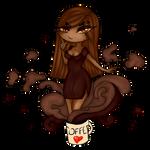 Lady Coffee by HanahMajiko