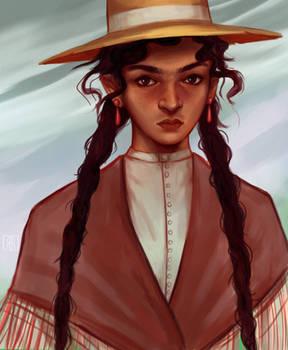 Chica del Sur