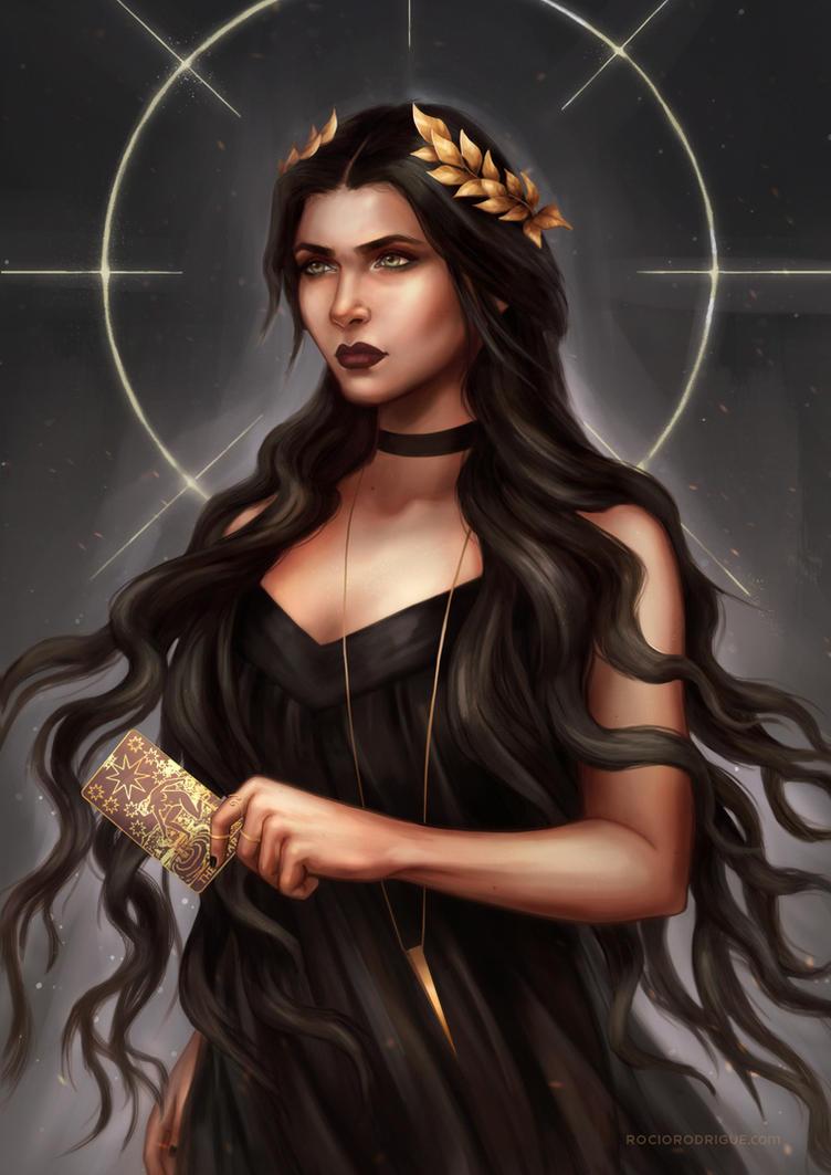 Musa by RocioRodriguez