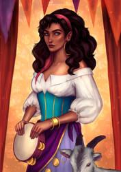 Esmeralda by RocioRodriguez