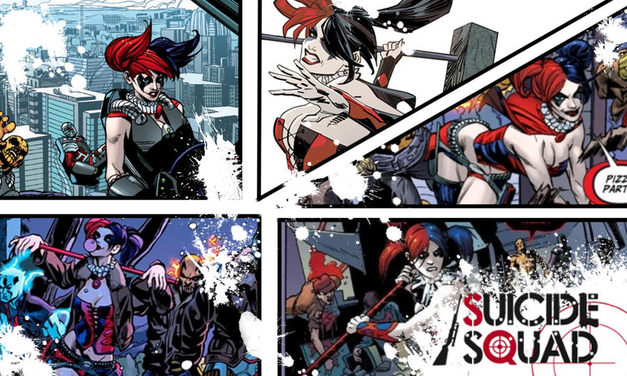Suicide Squad New 52 Wallpaper by FlaimerFollett ...
