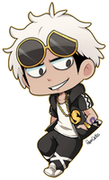 Guzma by PaperCactus