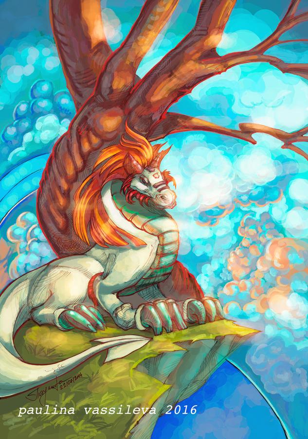 Dragontree by pauscorpi