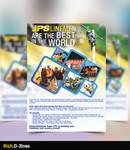 JPS Congratulates Linemen Poster 24x33