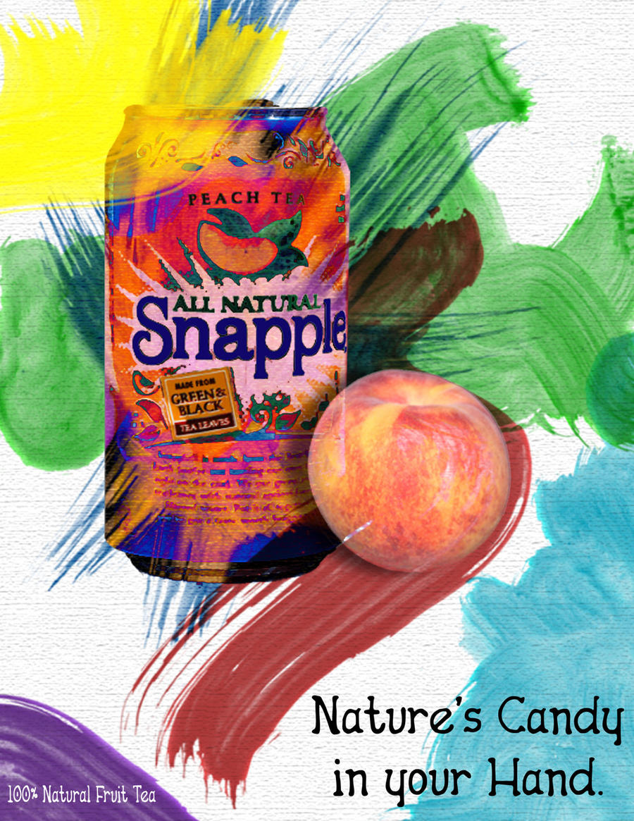 55 Over the Top Snapple Facts - Pointes of View
