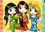 indian powerpuff girls