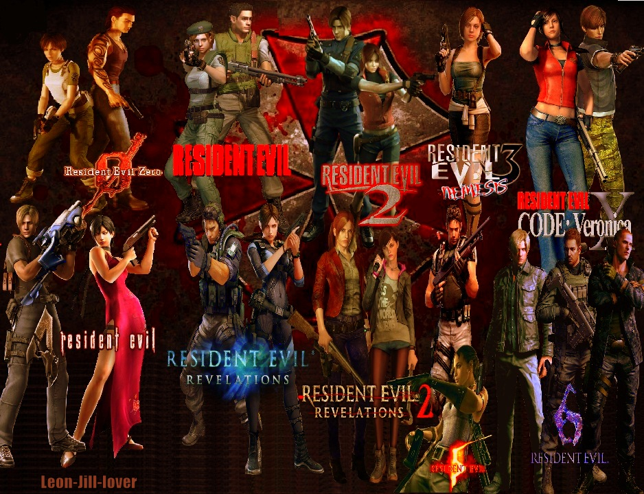 All Resident Evil Games and Films in Order of Release - IMDb