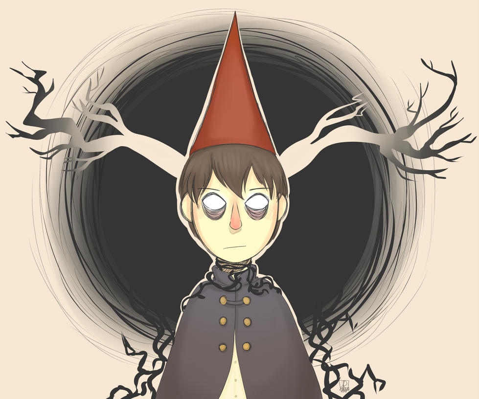 Beast Wirt Over The Garden Wall By Itshouldbecanon On Deviantart