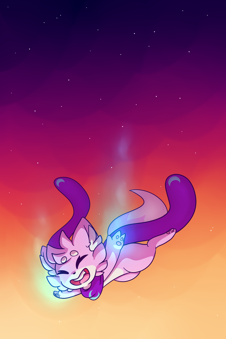 Nightfall by ninjaeevee