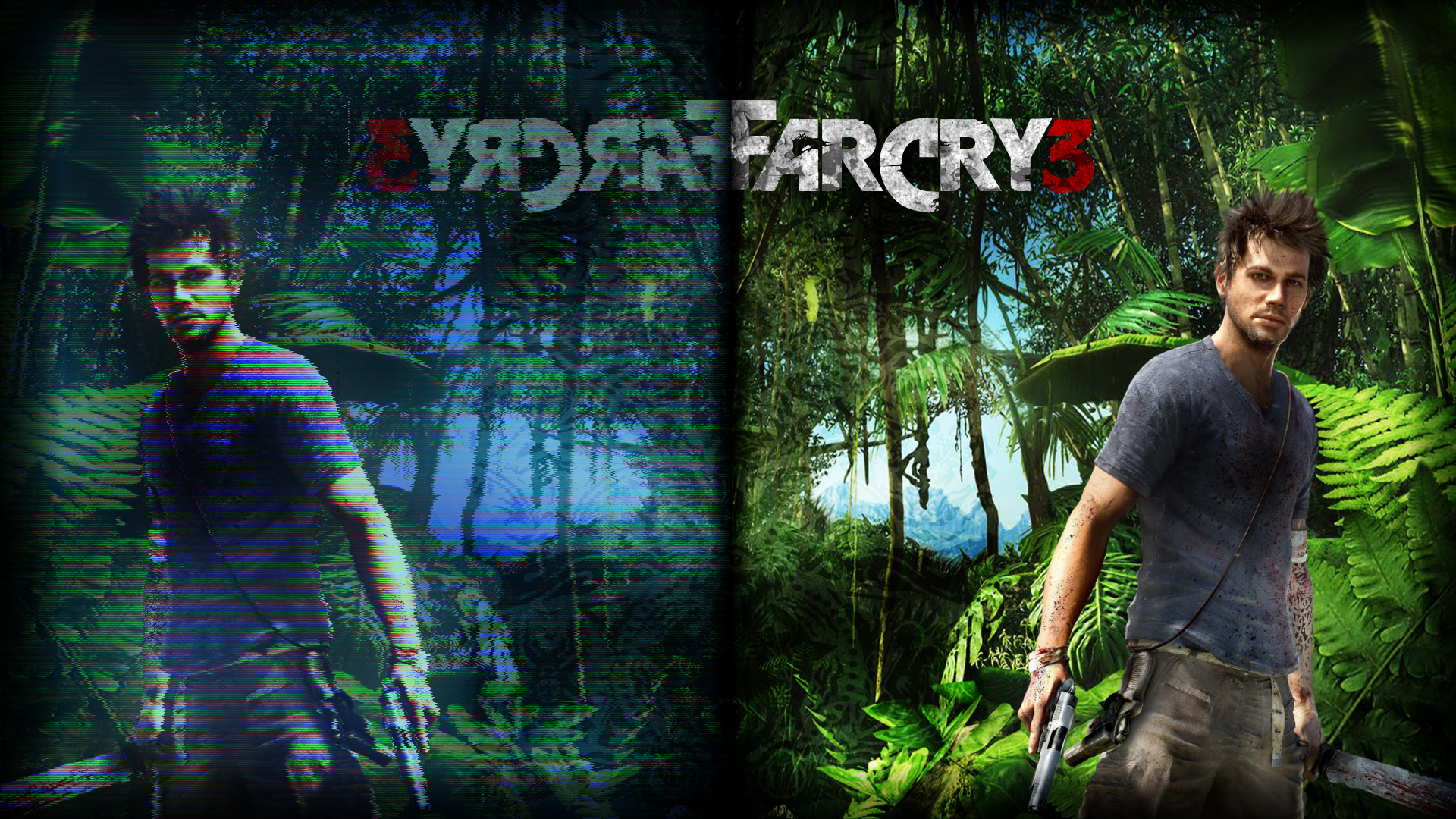 Made A Far Cry 3 Wallpaper Farcry