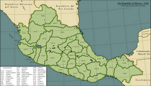 The Second Mexican Republic, 1919