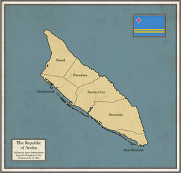 The Republic of Aruba before the 2003 Referendums by dsfisher