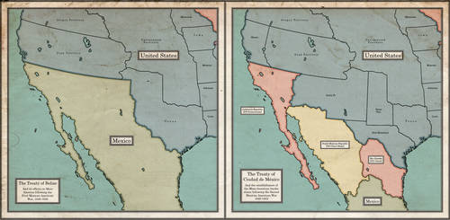 The Unfair Mexican Treaties by dsfisher