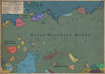 Northern Germany in a world of Victorian Zombies by dsfisher