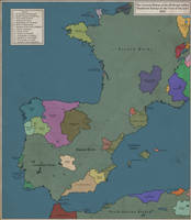 France and Iberia in the Blighted Age