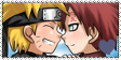 Stamp - Naruto X Gaara by Pokefan181