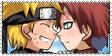 Stamp - Naruto X Gaara by Pokefan181