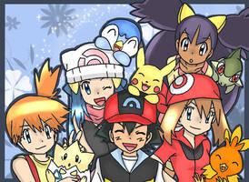 Pokemon by Pokefan181