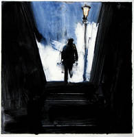 Edinburgh Sleepwalk by tombennett