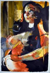 Lauren's Underbelly by tombennett