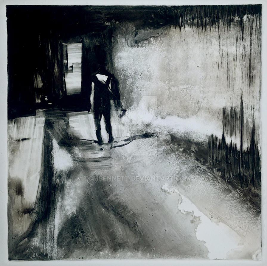 Sleepwalk Redux 2 by tombennett