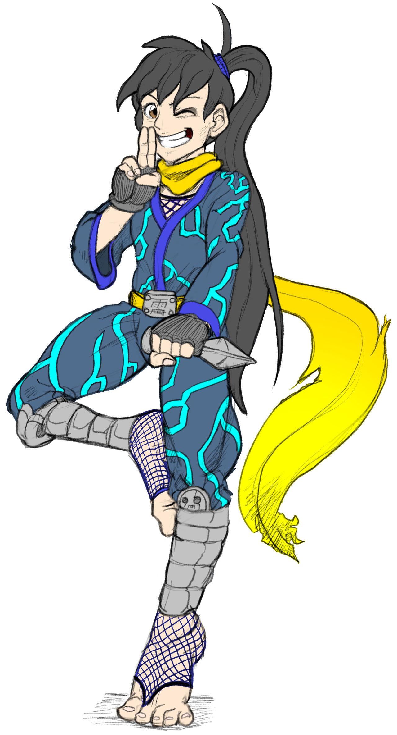 Raiju Inarizushi The Thunder Hound Oc By Shadow Aspect On Deviantart 1 general armor mod socket. raiju inarizushi the thunder hound oc